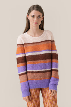 Seline Knit O-Neck