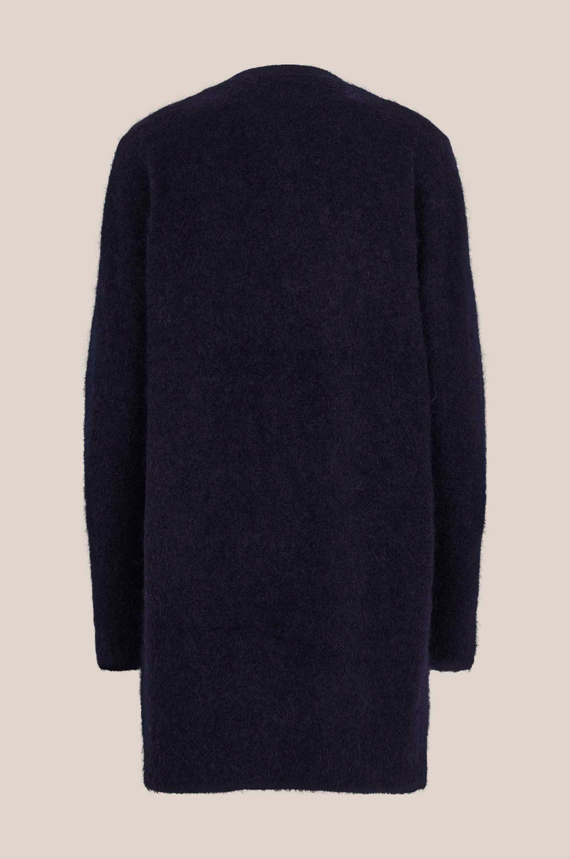 Brook Knit New Pocket Cape