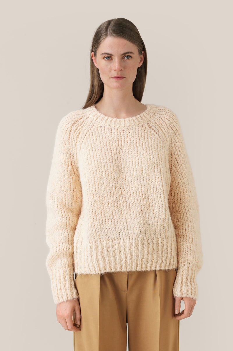 Sal Knit O-Neck