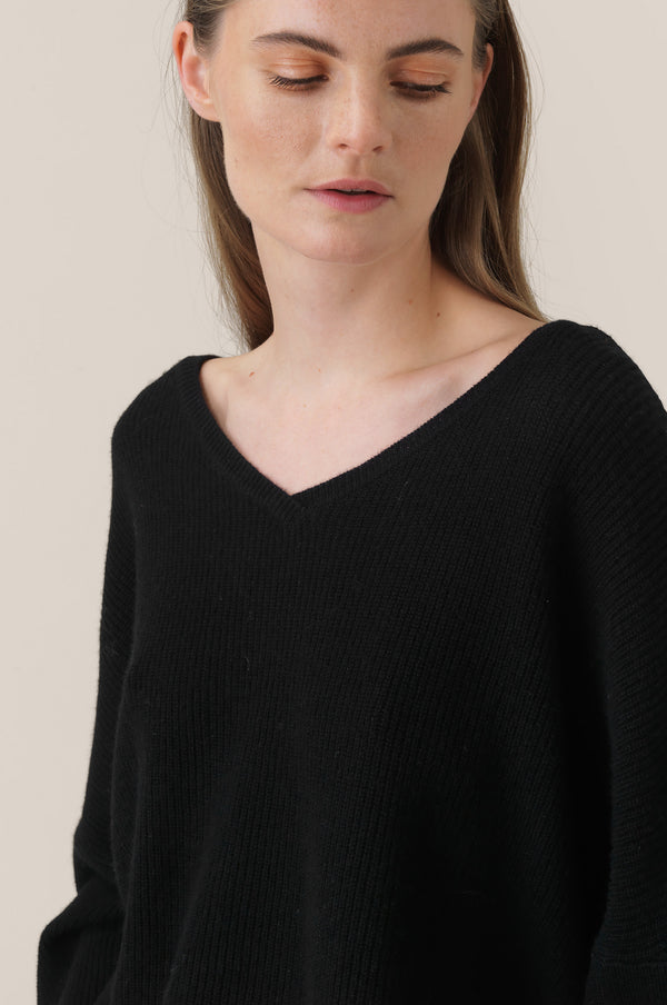 Iona Knit V-Neck