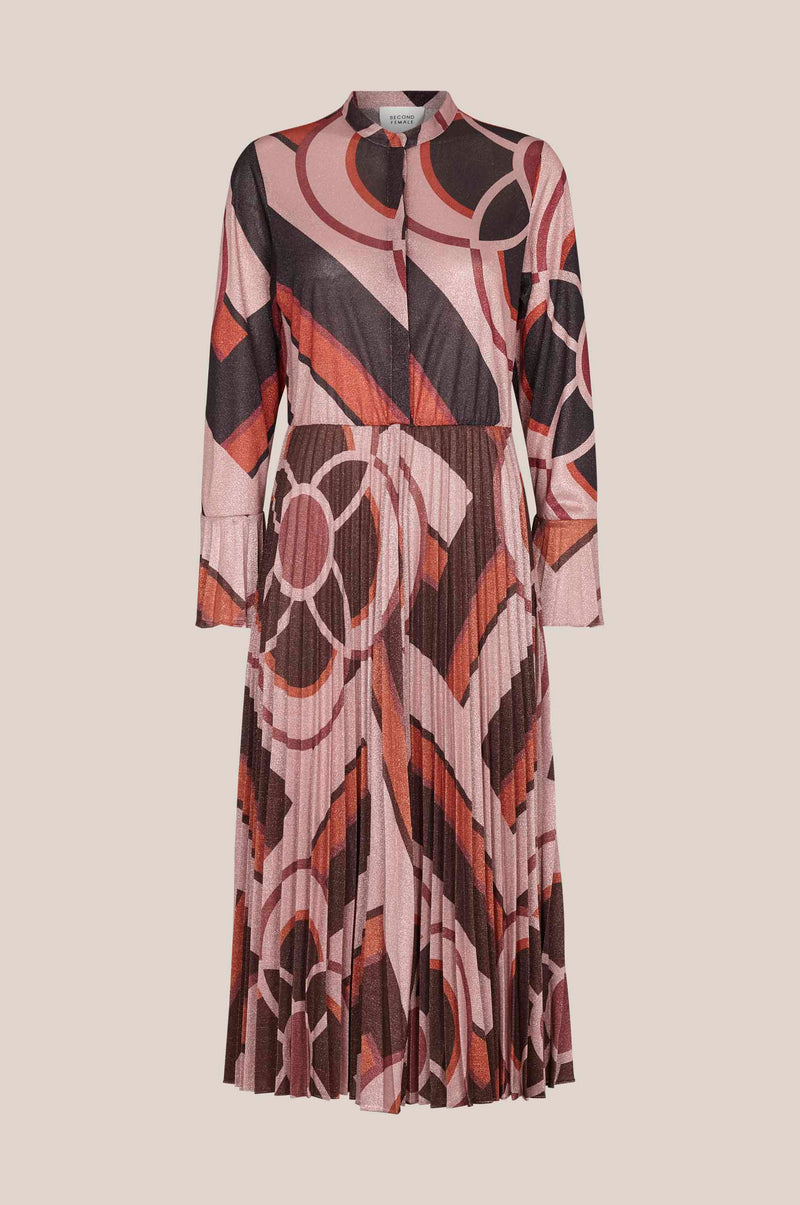 Speed LS Maxi Dress