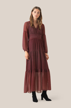 Tiny LS Maxi Dress