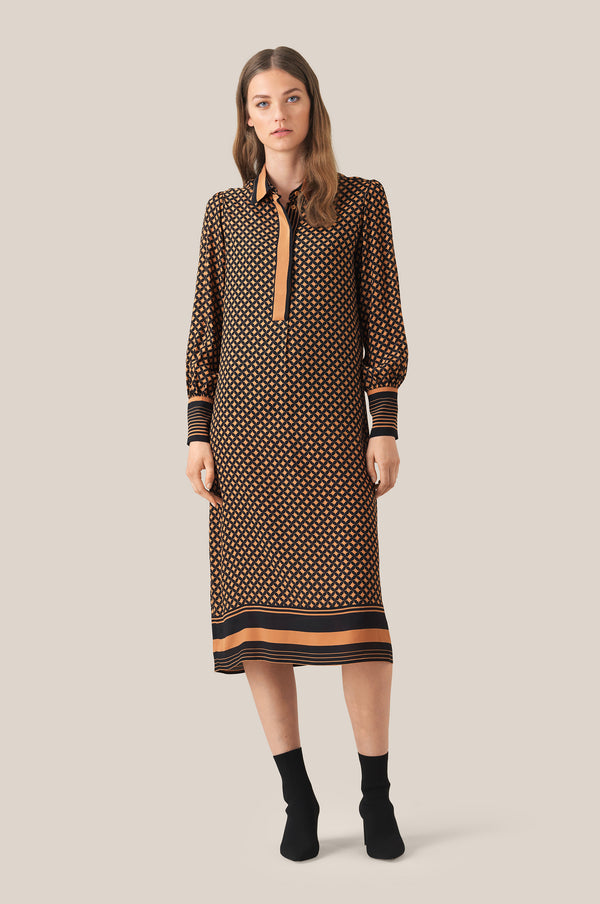 Sirius LS Midi Dress