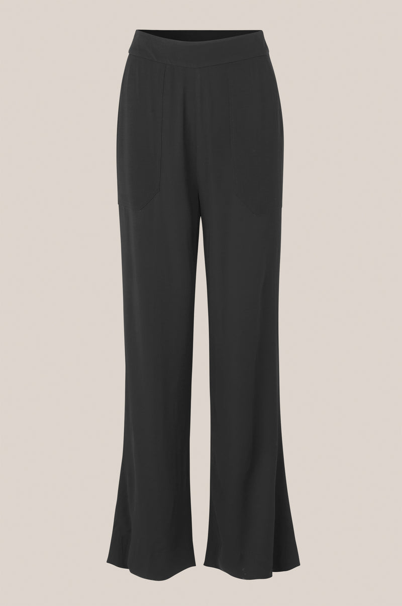 Tegan HW Flared Trousers