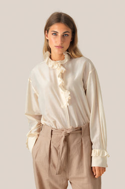 Frillo LS Blouse
