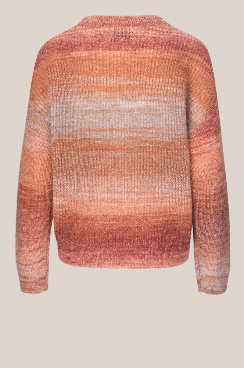 Chi Knit New O-Neck