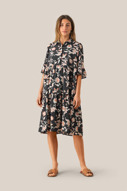 Neo SS Midi Dress
