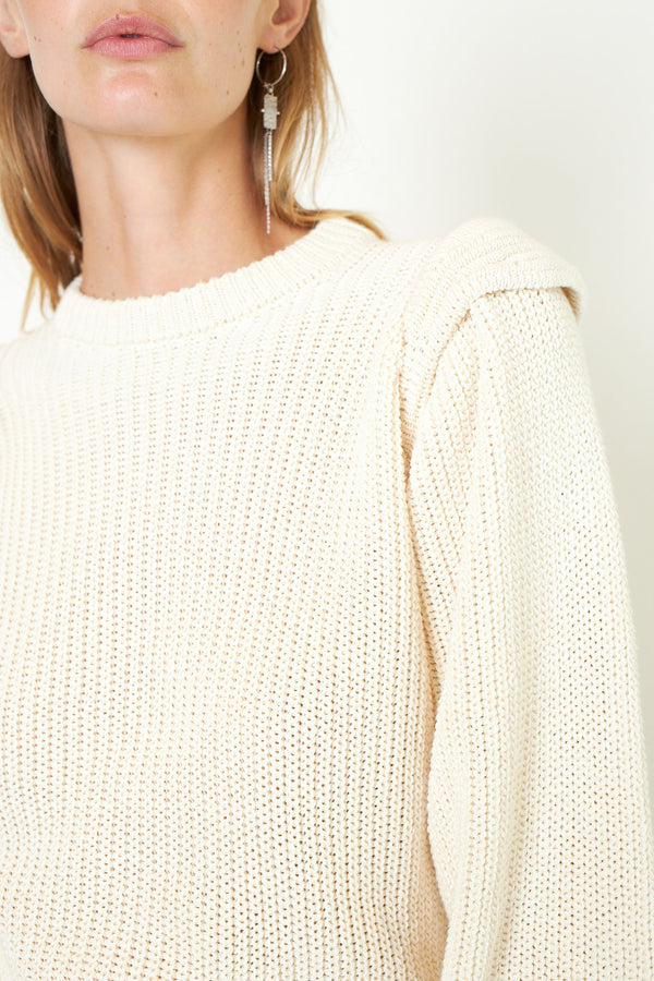Amalia Knit O-Neck