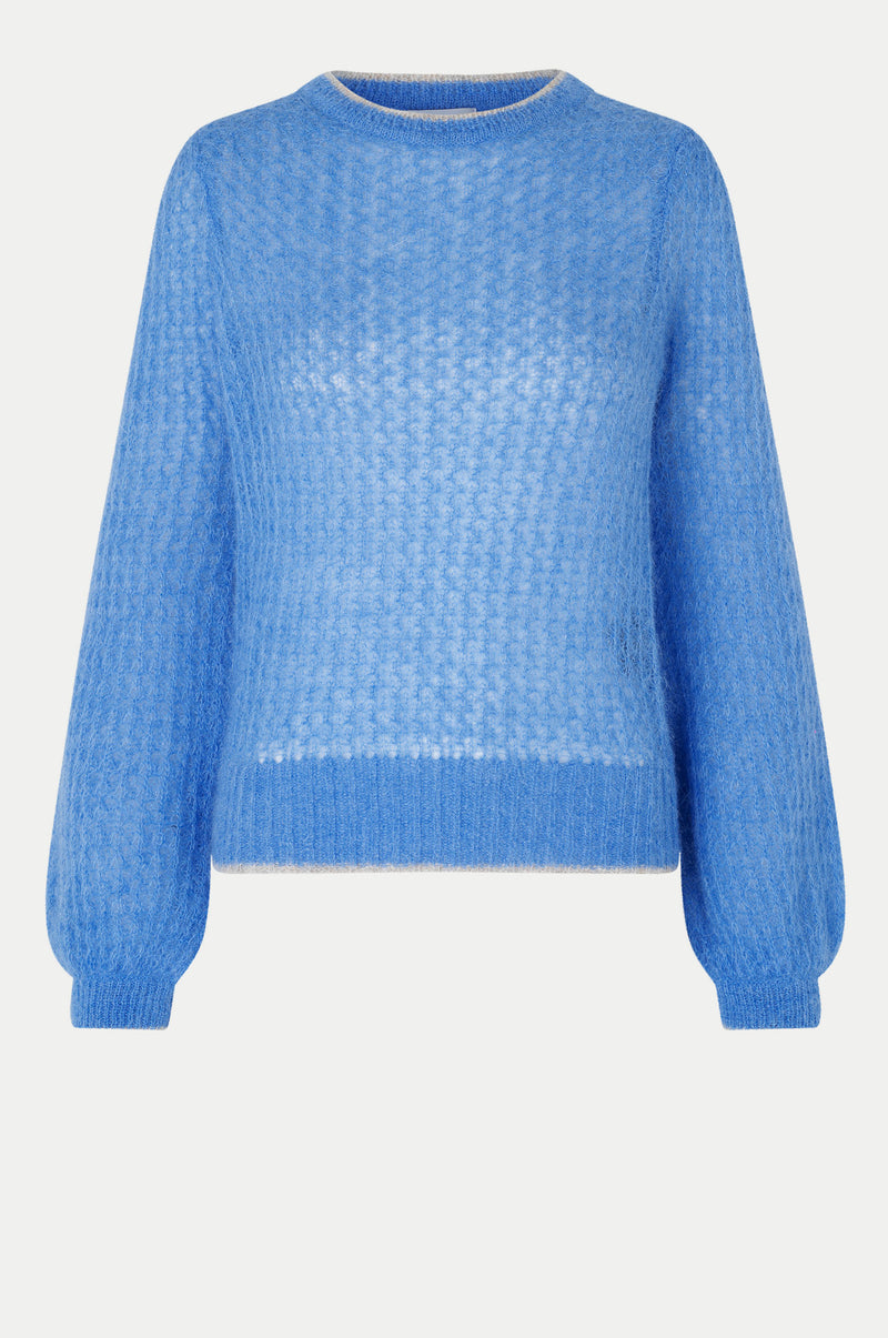 Brett Knit O-Neck