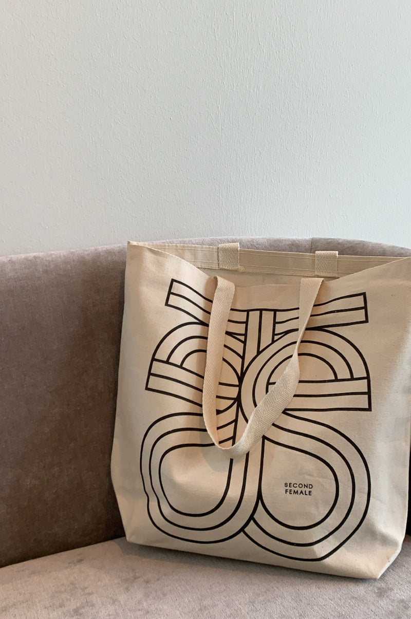 Canvas Brand Bag