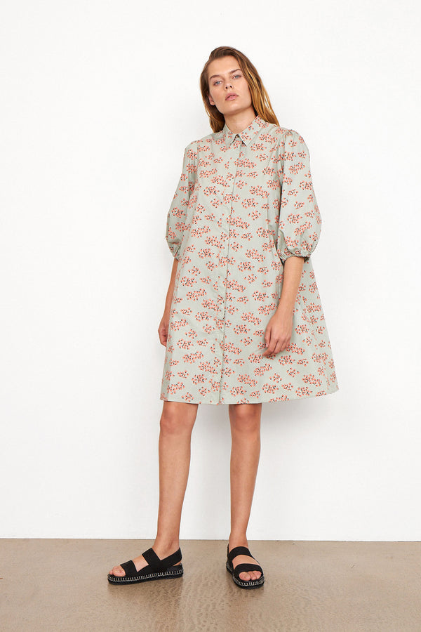 Delhi Shirt Dress