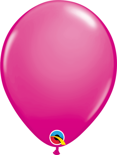 Ballon en Latex Fuchsia 12 po