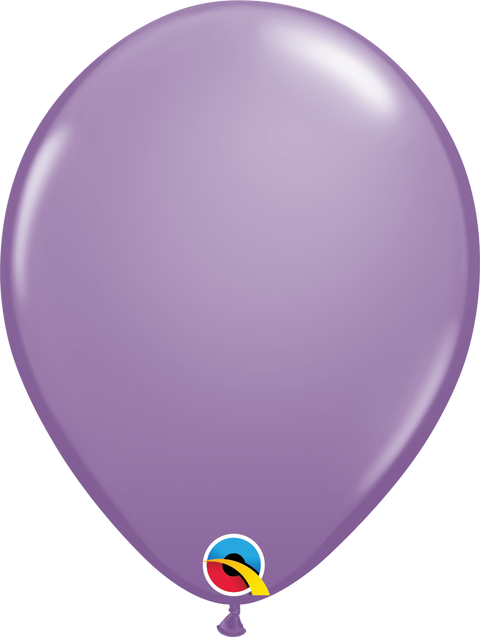 "12"" Lilac Latex Balloon"