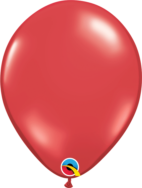 "12"" Red Latex Balloon"