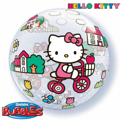 Bubble 22 In. - Hello Kitty