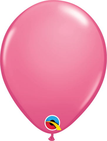 Ballon en Latex Rose Bonbon 12 po