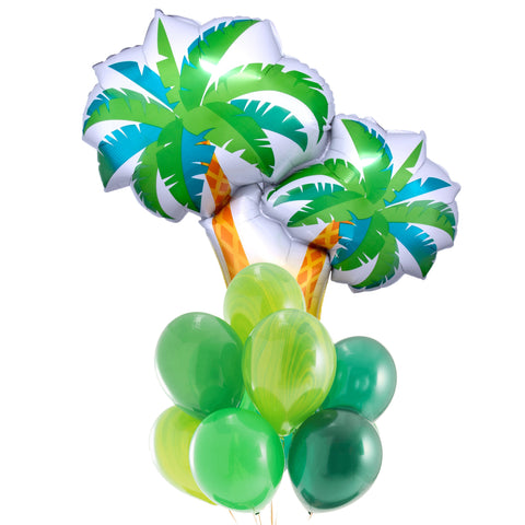 Palm Tree Balloon Bouquet