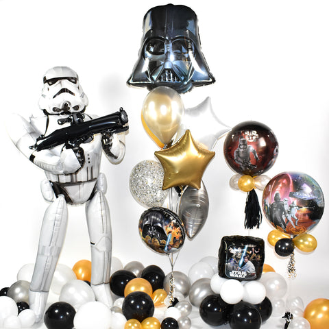 Starwars Balloon Package