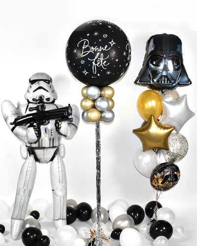 Star Wars Birthday Balloon Package