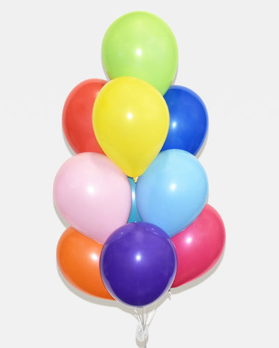 Bouquet Ballons Multicolore