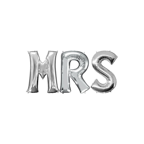 Mrs Balloon Letters