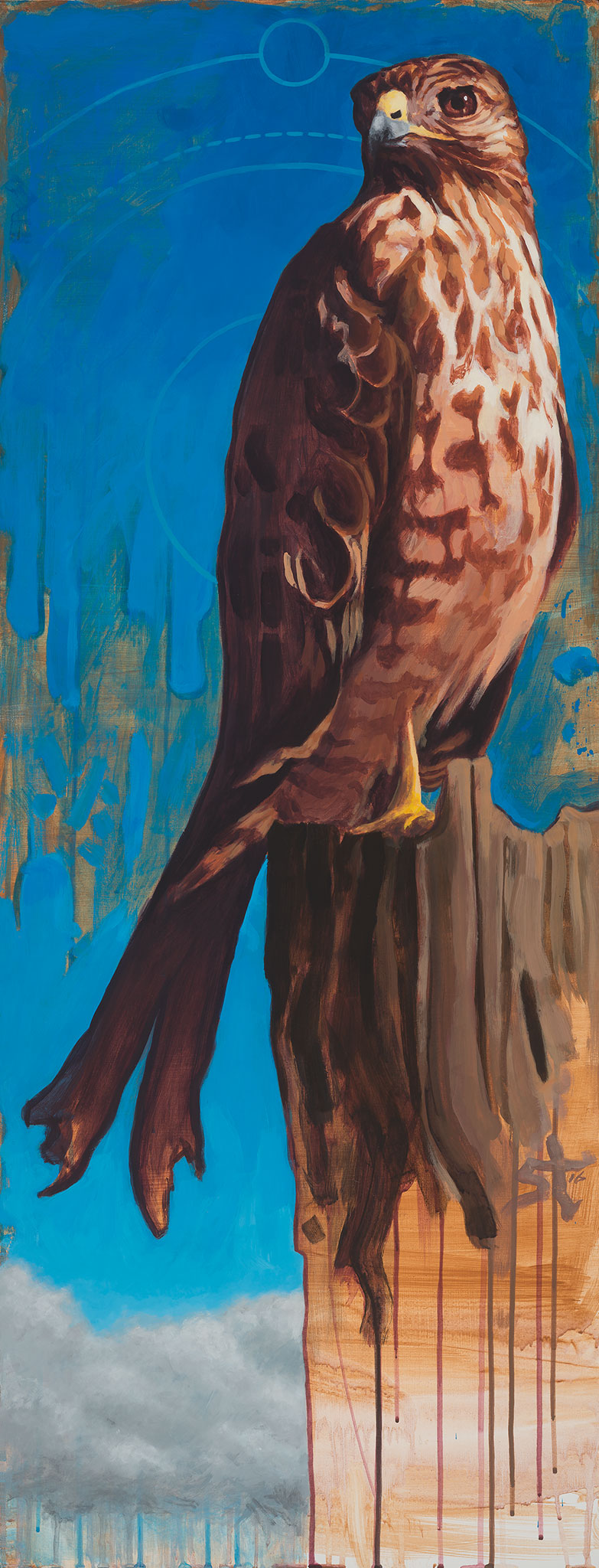 Eye of the Hawk Original