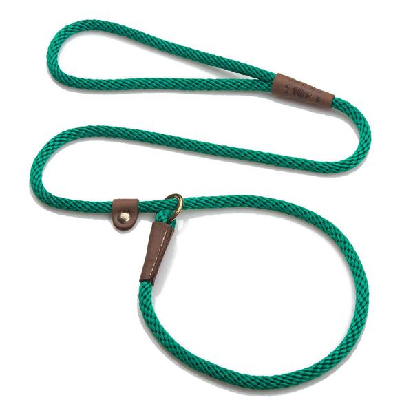 Correa Slip Leash 1.8m Kelly Green