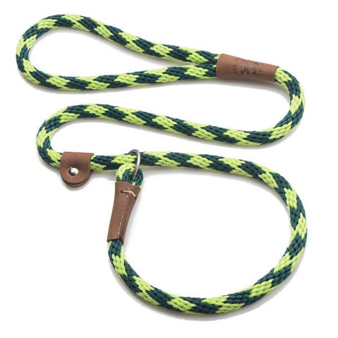 Correa Slip Leash 1.8m Jade - Pet Vibes