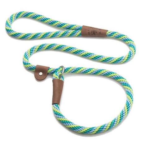 Correa Slip Leash 1.8m Seafoam - Pet Vibes