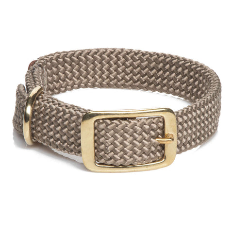 Collar Trenzado Tan - Pet Vibes