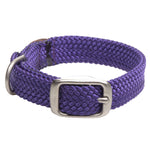 Collar Trenzado Purple - Pet Vibes