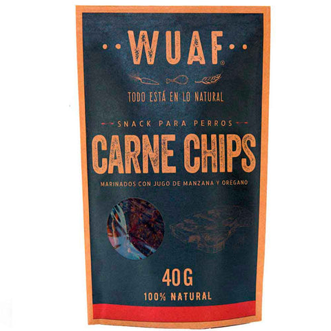 Snack Carne Chips