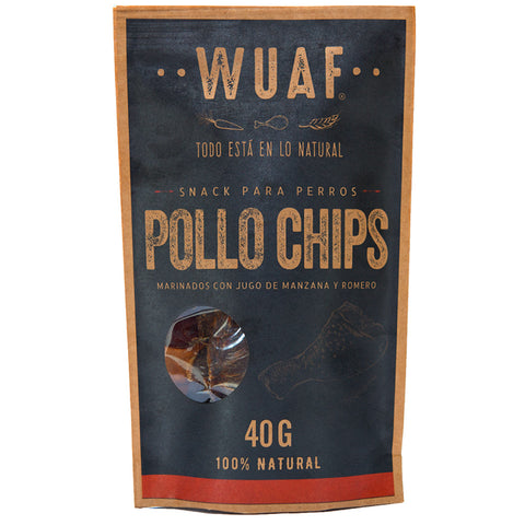 Snack Pollo Chips