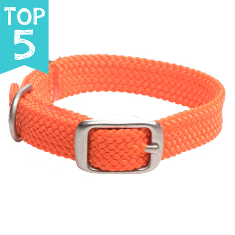 Collar Trenzado Orange