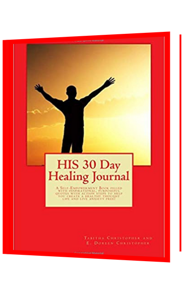 HIS 30 Day Healing Journal