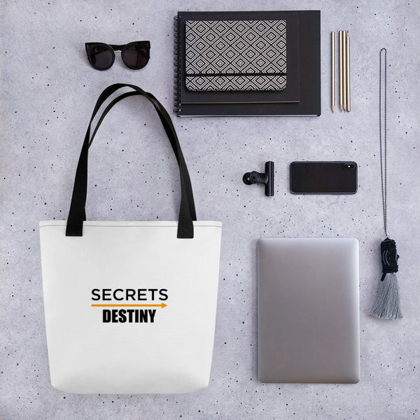 Secrets Destiny Tote bag