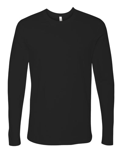 Next Level - Cotton Long Sleeve Crew - 3601