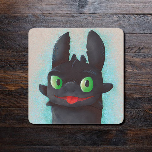 Toothless Coaster
