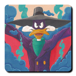 Darkwing Duck Smoke Coaster