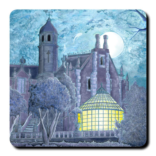 Haunted Mansion Coaster