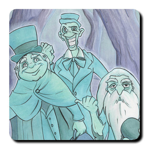 Hitchhiking Ghosts Coaster