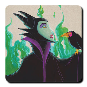 Maleficent Coaster