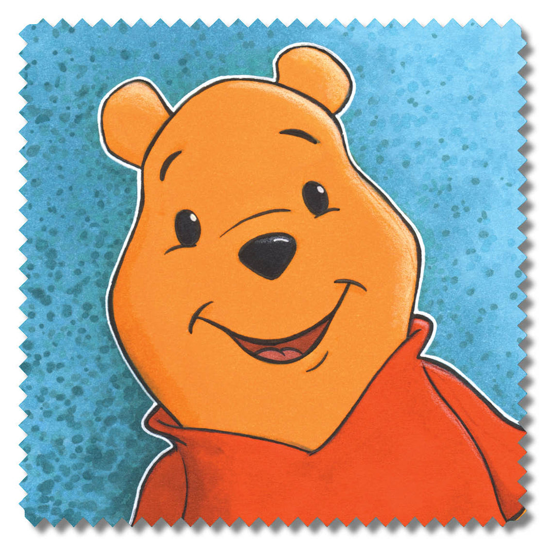 Pooh Micro Fiber Cloth