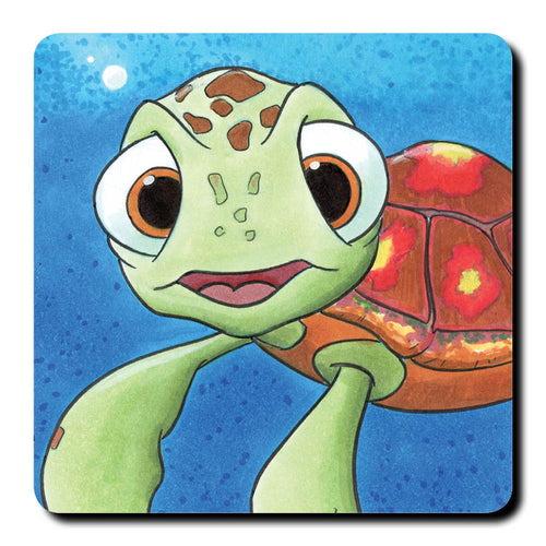 Squirt Coaster