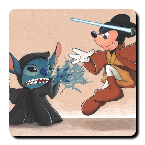Star Wars Stitch Coaster