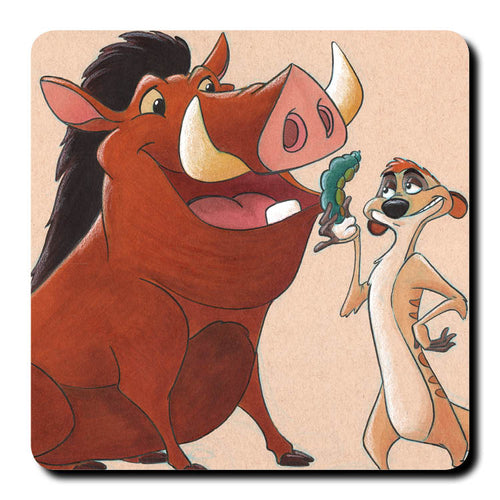 Timon and Pumba Coaster