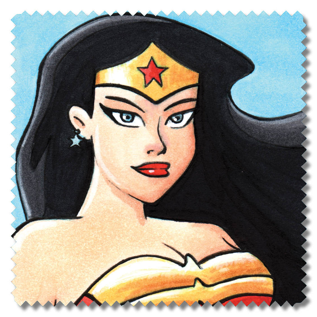 Wonder Woman Micro Fiber Cloth