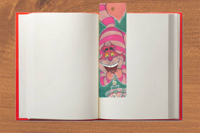 Cheshire Bookmark