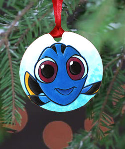 Baby Dory Ornament