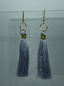 Gold Silk Tassel
